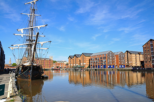 Gloucestershire Tall Ships