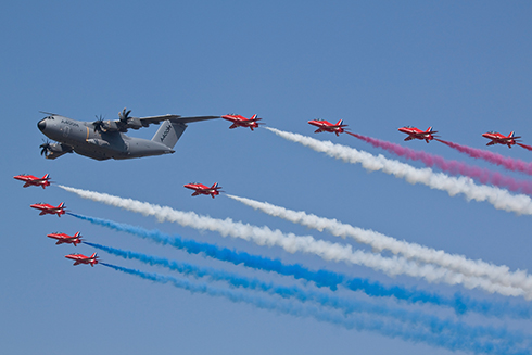 The Royal International Air Tattoo